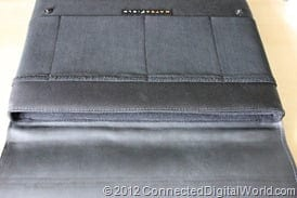 CDW Review of the Waterfield Designs CitySlicker MacBook Air case - 7