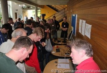 CDW at the Cambridge Raspberry Jam - 9