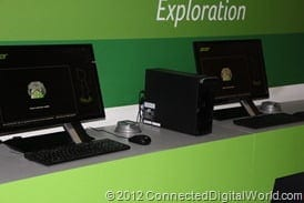 CDW - the Acer Interactive Pavillion at the Olympic Park - 10