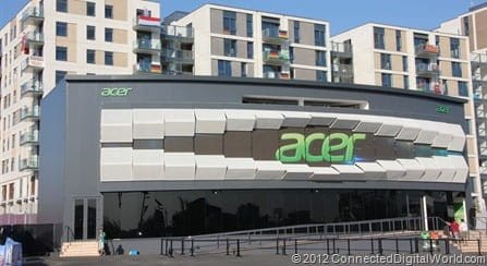 CDW - the Acer Interactive Pavillion at the Olympic Park - 3