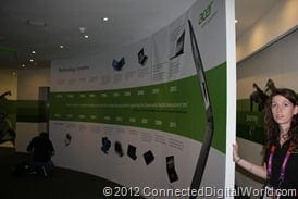 CDW - the Acer Interactive Pavillion at the Olympic Park - 9