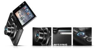 Samsung MV800 MultiView Digital Camera