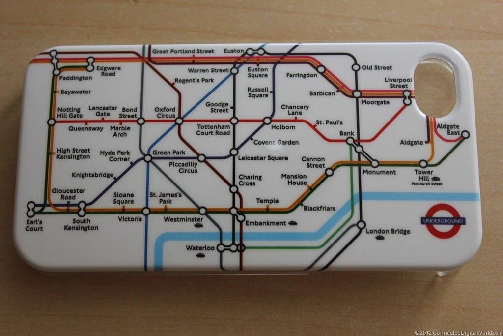 London Underground Tube Map was something London