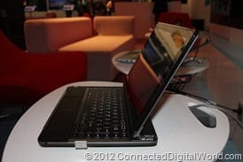 CDW - A closer look at the Toshiba Satellite U920t Convertible Ultrabook - 15