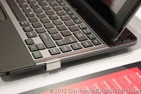 CDW - A closer look at the Toshiba Satellite U920t Convertible Ultrabook - 5