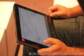 CDW - A closer look at the Toshiba Satellite U920t Convertible Ultrabook - 8