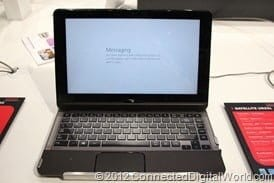 CDW - A closer look at the Toshiba Satellite U920t Convertible Ultrabook - 9