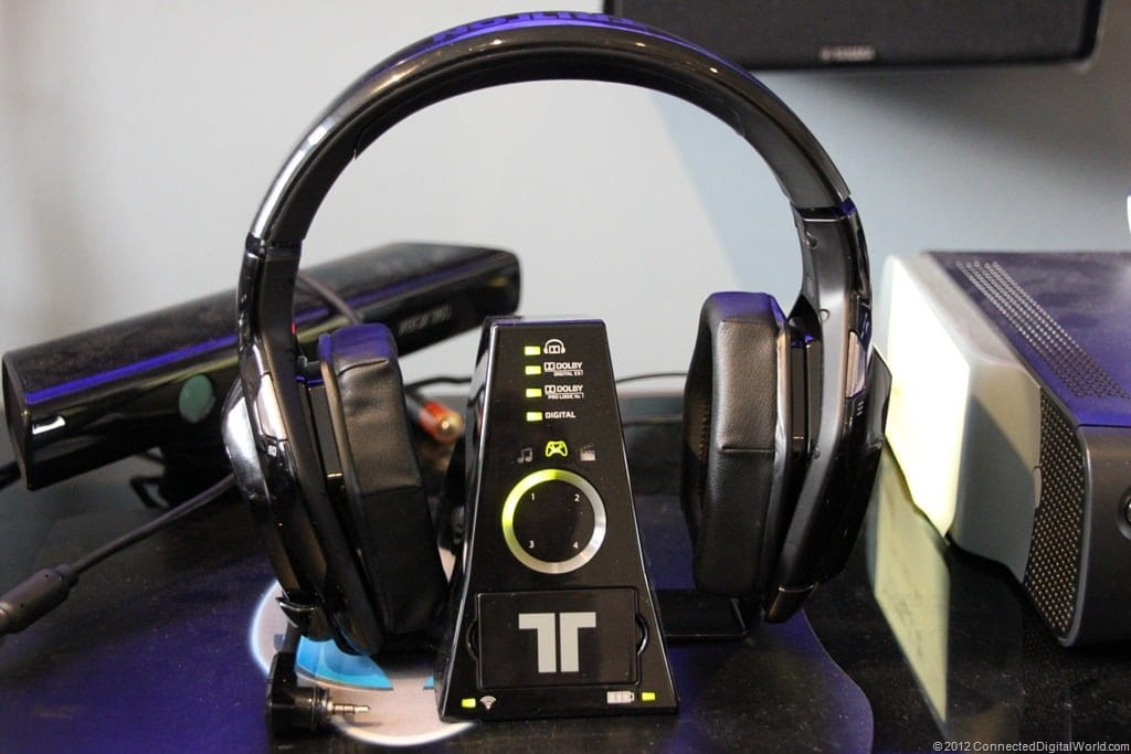 Review of the Tritton Warhead 7.1 Wireless Surround Headset