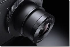 PowerShot S110 BLACK CREATIVE LENS FSR