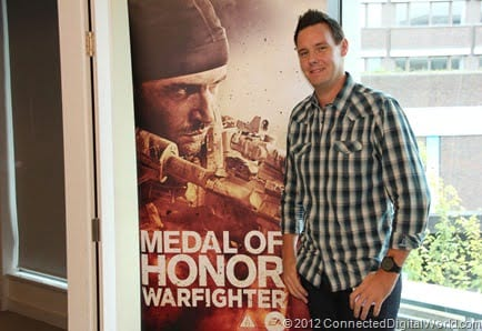 CDW - Medal of Honor Warfighter Interview
