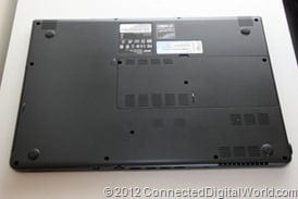 CDW Review of the Acer Aspire Timeline U - 20