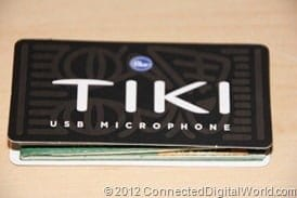 CDW Review of the Blue Tiki USB Microphone - 10