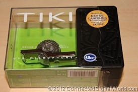 CDW Review of the Blue Tiki USB Microphone - 1