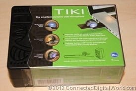 CDW Review of the Blue Tiki USB Microphone - 2