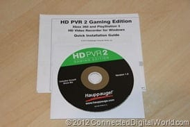 CDW Review of the Hauppauge HD PVR 2 - 33