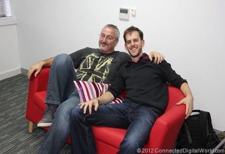 CDW interview at Lionhead Studios