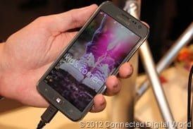 CDW - A look at the Samsung ATIV S Windows Phone 8 - 6
