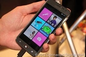 CDW - A look at the Samsung ATIV S Windows Phone 8 - 8