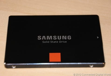 CDW Review of the Samsung SSD 840 Pro - 1