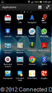 CDW - Review of the Sony Xperia T smartphone - 12