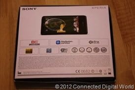 CDW - Review of the Sony Xperia T smartphone - 3