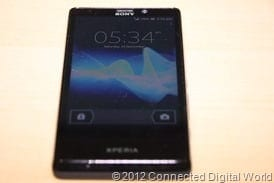 CDW - Review of the Sony Xperia T smartphone - 40