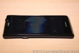 CDW - Review of the Sony Xperia T smartphone - 42