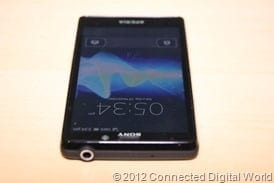 CDW - Review of the Sony Xperia T smartphone - 43