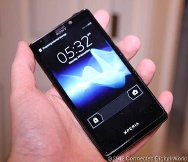 CDW - Review of the Sony Xperia T smartphone - 47