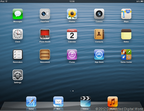 CDW - iPad Mini - 1