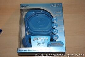 CDW review of the Arctic P311 headphones - 1