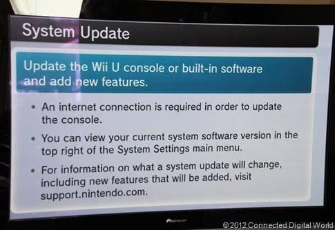 CDW - Wii U update - 1