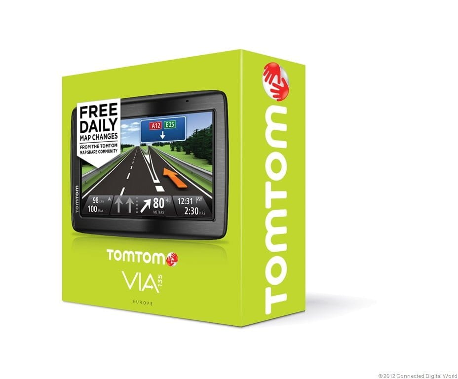 win the trip of a lifetime with tomtom and a via 135 with cdw movies games and tech. Black Bedroom Furniture Sets. Home Design Ideas