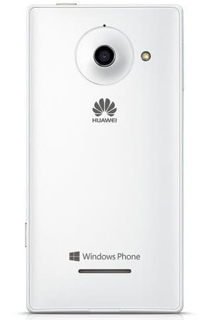 huawei-descend-smartphone-back white