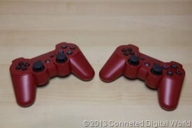 CDW - Hands on with the Red Sony PS3 - 3