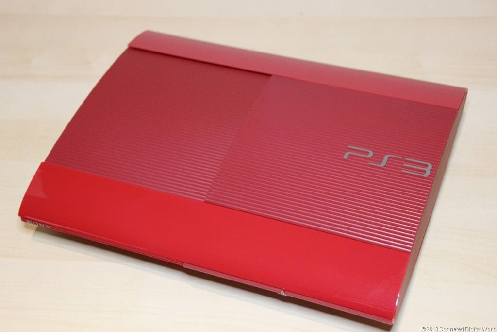 A closer look at the Limited Edition Garnet Red Super Slim ...