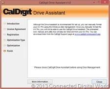 CDW Review of CalDigit AV Pro External Drive - 11