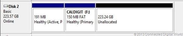 CDW Review of CalDigit AV Pro External Drive - 12