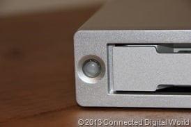 CDW Review of CalDigit AV Pro External Drive - 32