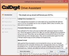 CDW Review of CalDigit AV Pro External Drive - 4