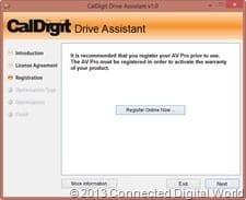 CDW Review of CalDigit AV Pro External Drive - 7