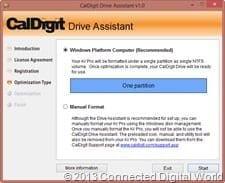 CDW Review of CalDigit AV Pro External Drive - 8