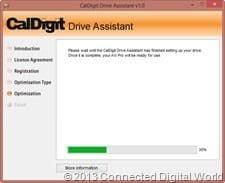 CDW Review of CalDigit AV Pro External Drive - 9