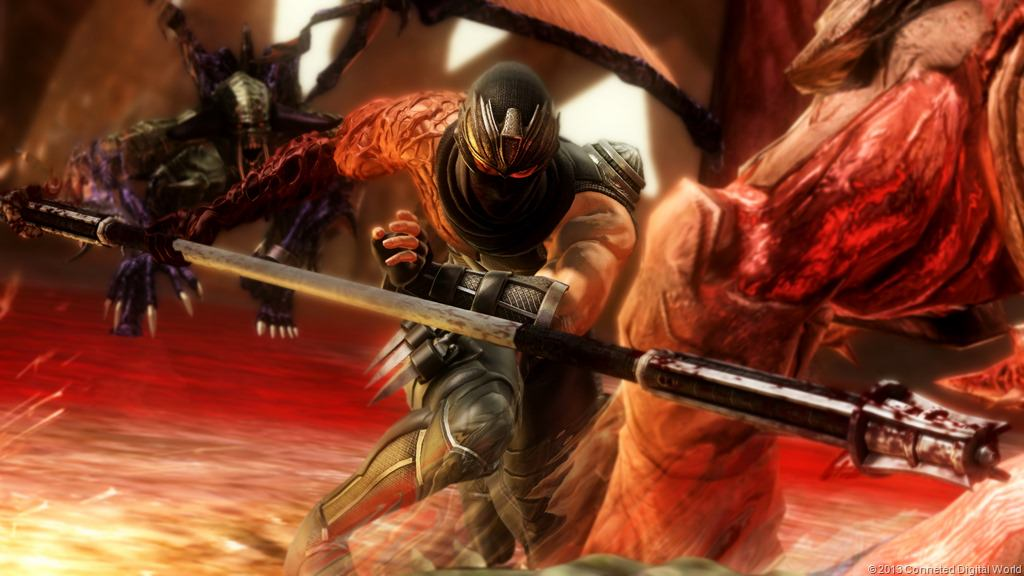 Team Ninja Talks About New Ninja Gaiden 3 Razor S Edge Details