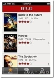App Update: Netflix for iOS Updated to Version 3 1 - Movies