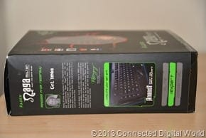 CDW Review of Razer Naga Molton Special Edition Gaming Mouse - 2