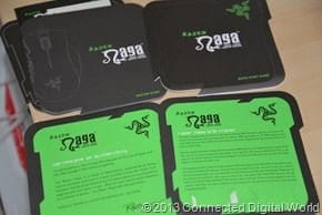 CDW Review of Razer Naga Molton Special Edition Gaming Mouse - 5
