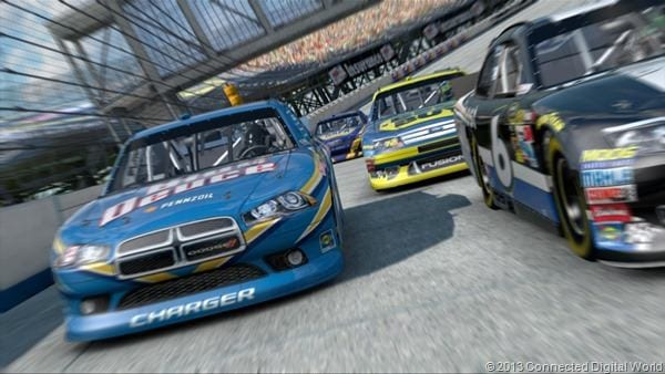 Nascar The Game Inside Line Out Today Movies Games And Tech