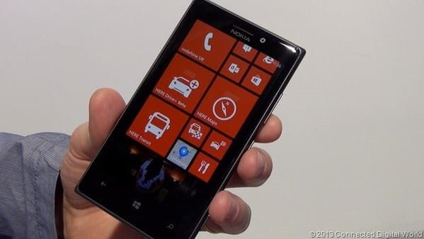EXCLUSIVE Look at Nokia HERE running on the Nokia Lumia 925
