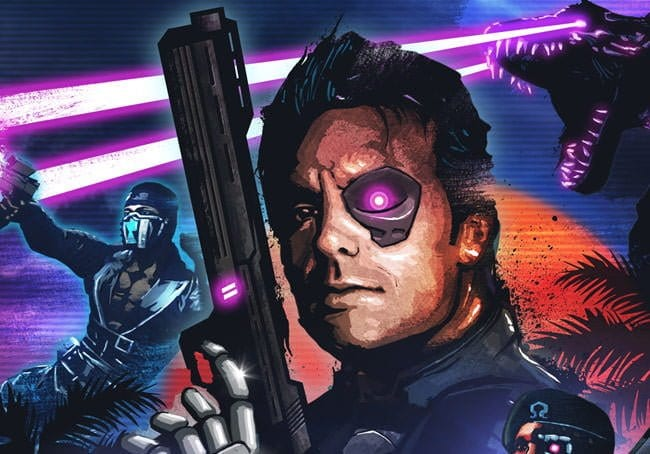 Ubisoft Release Map Editor For Far Cry 3 Blood Dragon For Xbox